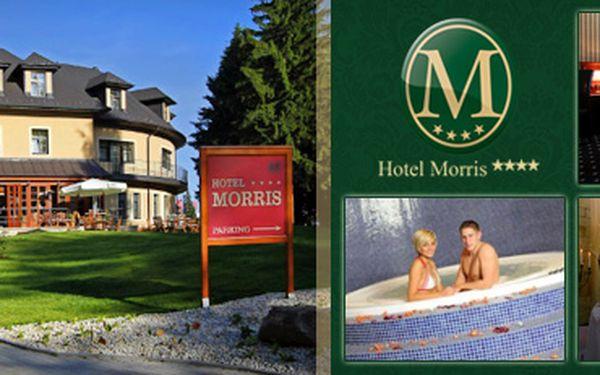 LÁZEŇSKÝ WELLNESS-rekreační pobyt pro 2 osoby na 2 noci v luxusním Golf Hotelu Morris**** Mariánské Lázně, plno léčebných procedur a navíc vstup do Wellness centra, to vše za 4790 Kč!!!