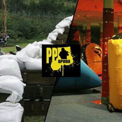 259 Kč za 3 hodiny paintballu v adrenalinovém komplexu v Mýtě. Venkovní i vnitřní hřiště, kompletní výbava, sto kuliček a fotky akce. Sleva 50 %.