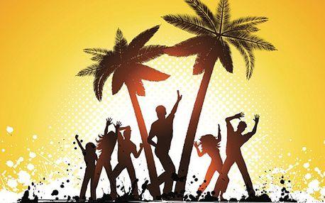 Pravá tropická ZUMBA party s brazilskými bubeníky BATUKATUM! Tři vstupenky za cenu dvou (Středa, 10.8.2011)