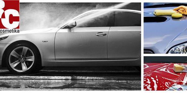 249 Kč za luxusní balíček pro zářivý lesk vašeho auta. Kompletní očista vozidla a ochrana laku před hmyzem a sluncem se 72% slevou.