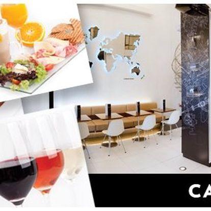 149 Kč za COKOLI z nabídky úchvatné kavárny Café B. Braun v hodnotě 300 Kč. Báječné místo plné krásy, unikátního designu, výborné kávy, dezertů i dalších lahůdek.