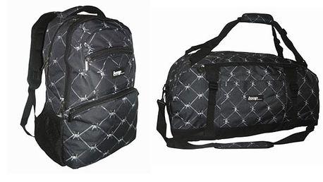Módní sportovní set: Taška + batoh značky LOAP za odlehčených 569 Kč! Poštovné ZDARMA