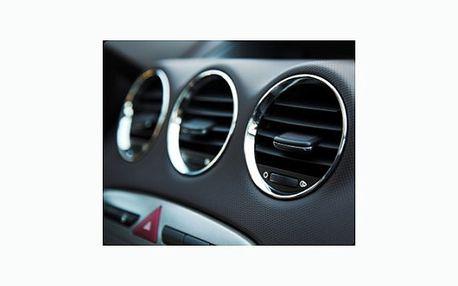 Neskutečná nabídka! Vyčištění a dezinfekce klimatizace auta s báječnou slevou 50%! Nedýchejte už bakterie a plísně, které se v klimatizaci automobilů dobře množí!! Ušetřete s námi 300Kč!