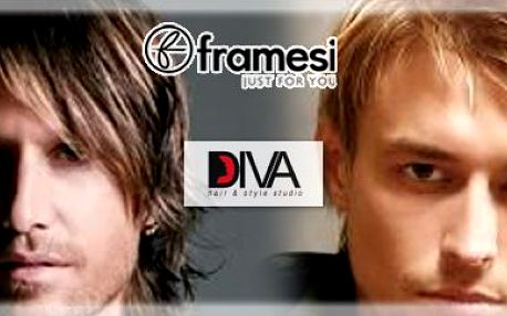 Pánský střih s 50% slevou v DIVA – hair & style studiu pouze za 85 Kč!!
