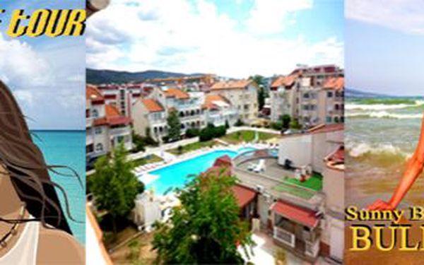Preži nezabudnuteľnú párty dovolenku v Bulharsku, navyše s parádnou 42% zľavou! Len za 11Eur za noc ťa čaká perfektná dovolenka v apartmánoch na krásnom Slnečnom pobreží