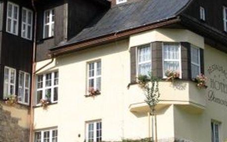 Využijte našeho speciálního ubytovacího balíčku a přijeďte si odpočinout do nově zrekonstruovaného *** Hotelu Domovina Špindlerův Mlýn.