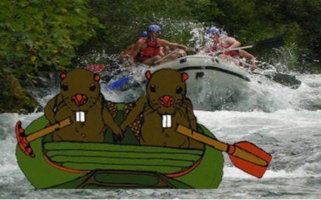 Půjčte si s kamarády RAFT jen za 320 Kč (původně 720,- Kč) a užijte si super letní zážitky na vodě! Sjíždějte Vltavu, Otavu a Lužnici v raftu Colorado 450 pro šest osob.