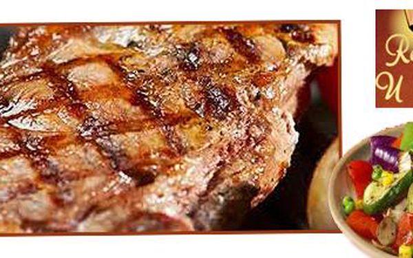 Jen 89 Kč za parádní 200g kuřecí steak na grilu včetně grilované zeleniny + příloha dle tvého výběru! Ušetři skvělých 56 % a dopřej si oběd nebo večeři kdykoliv chceš.