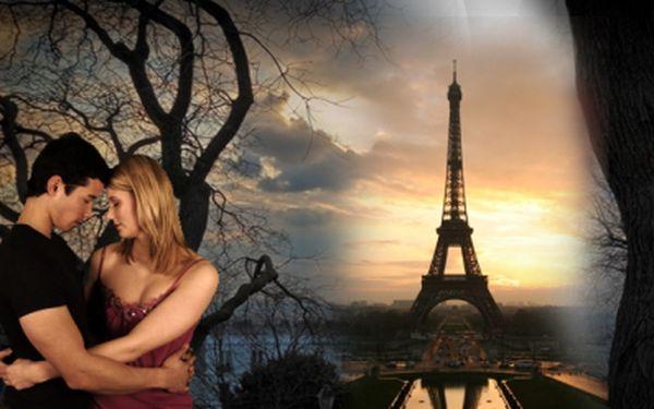 Zažijte Paříž na podzim! Máme pro Vás báječný čtyřdenní zájezd do romantické metropole Francie, autobusem, s ubytováním v 3* hotelu na 1 noc a s vlastním certifikovaným průvodcem za úžasných 2994 Kč! Nechte se okouzlit Paříží. (doprodej)