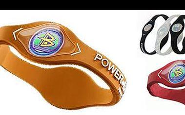 Vynikajúca 87% zľava na DVA Power balance náramky čiernej farby. Zlepši si touto technológiou svoje športové výkony po vzore celebrít a vrcholových športovcov.