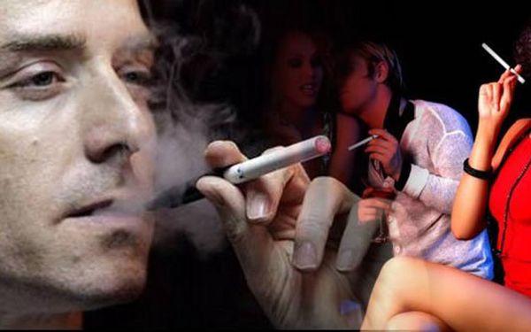 Skvělá a hlavně NEŠKODNÁ elektronická cigareta. První krok k odnaučení kouření je zde!! Lehce a pohodlně a to se slevou 69%