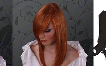 Nabízíme slevu 50% na nejdokonalejší vlasovou péči od Kérastase včetně závěrečné foukané!!!