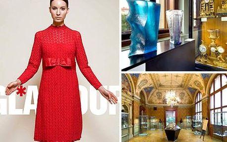 Sheila Hick je módní guru, zná tajemství glamouru. Seznamte se s pozadím designu, módy či skla v Uměleckoprůmyslovém museu. Vstupenka do Uměleckoprůmyslového musea v Praze se slevou 50 %.