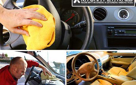 Vůz po dovolené právě nevoní? Dopřejte mu čistotu a svěží vůni jabloní. Nechte vyčistit a provonět svůj interiér se slevou 50 %.