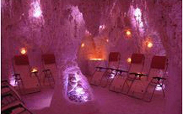 Solná jeskyně s 50% slevou
