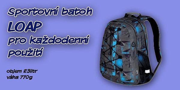 Bolt / BD520 Sportovní batoh pro denní použití
