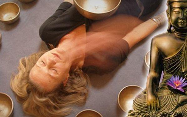TIBETSKÉ zpívající mísy! 44 minutová relaxace. Jedinečné ošetření celého organismu, které přináší okamžité uvolnění, odbourává napětí, působí proti stresu a vyčerpanosti, přínáší nové řešení pracovních i osobních záležitostí. Jako BONUS - sleva 100 Kč na nákup energetických šperků pro zdraví!