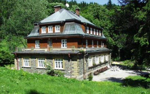1399 Kč za podzimní pobyt se snídaní pro 2 osoby v Krkonoších na chatě Ozon