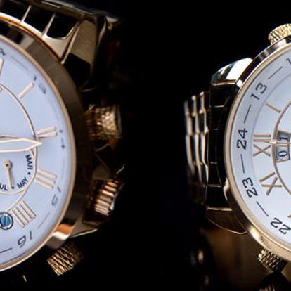 Exkluzivní cena 1490 Kč včetně poštovného za automatické hodinky SIMPAR ASTON CHORNO v hodnotě 4990 Kč! Nádherné, kvalitní hodinky za neuvěřitelnou cenu!
