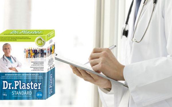 Detoxikační náplasti dr. Plaster nyní jen za 452 Kč, včetně poštovného! Jedinečná kombinace tradiční čínské medicíny a moderní vědy se slevou až 51%!