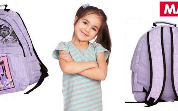 30 Kč za slevový kupón v hodnotě 300 Kč na kvalitní batoh Hannah Montana. Na učebnice i věci na trénink. Buďte cool se 45% slevou.