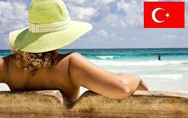 TURECKO letecky na 8 dní so službami All Inclusive do 5* hotela NATURLAND FOREST PARK od CK OREX TRAVEL so zľavou až 30%! Odlety z BA 3. 9. 2011 a 10. 9. 2011! Všetky poplatky v cene!