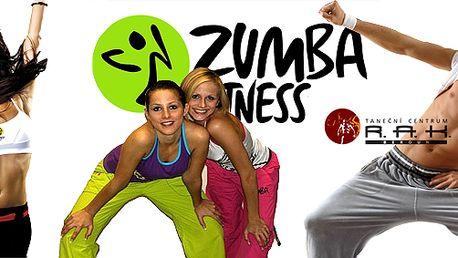 Lekce Zumba fitness v centru Berouna za neskutečnou cenu 50 Kč/hodinu! Zumba je žhavá jak pravá jihoamerická párty!