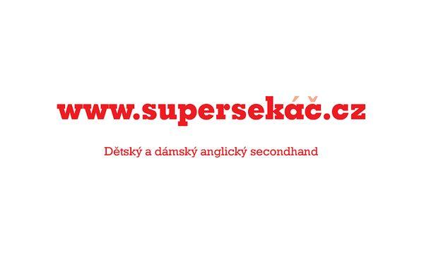 Jen 299 Kč za nákup v hodnotě 500 Kč v prvotřídním internetovém secondhandovém obchodě www.supersekac.cz!!!