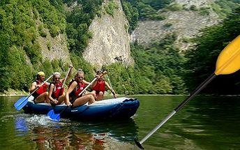 Rafting na Dunajci, zapožičanie bicyklov a 30-minút na adrenlinové atrakcii GIBBON! Užite si krásne Pieniny len teraz za cenu 17 €! Program na 1 deň so zľavou 50%! Možnosť ubytovania s raňajkami.
