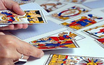 JEN 295 Kč za VÝKLAD KARET OD PROFESIONÁLKY S 20tiletou praxí, japonskou astrologii Kigaku a numerologii. Zajímá vás partnerský život, zdraví, finance či kariéra? Nechte si odhalit budoucnost od zkušené kartářky!