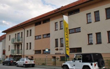 RELAX v Třeboni! Jen 5796 Kč za pobytový balíček pro 2 osoby na 5 nocí s masážemi, bazénem a dalšími službami!