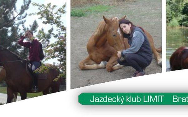 20 eur za 2 hodiny jazdy na koni pre 2 osoby! Pozrite sa na svet z konského sedla a zažite pravú slobodu so zľavou 50%!