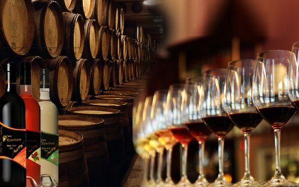 Libanonské víno se slevou 51%! Set libanonského vína: červené, bílé a růžové za 249 Kč potěší jistě každého milovníka vín. Chutná vína z tradičních vinařských oblastí.