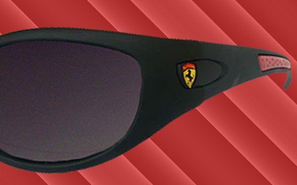 Jen 210 Kč za stylové sluneční brýle F&G v designu Ferrari, které Vám ochrání oči i při tom nejsilnějším slunci. Buďte cool se slevou 68 %!