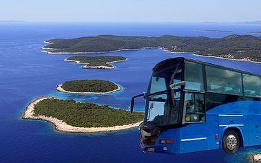 Obousměrná autobusová jízdenka do Chorvatska a zpět! Odjezd 19. 8, návrat 28. 8. 2011! Pouze 10 míst k dispozici!