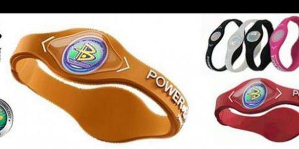 Jen 220 Kč za DVA Power náramky černé barvy. S hitem sezóny budeš vyrovnanější, pružnější a silnější. Zlepši svou kondici nyní s 87% slevou.