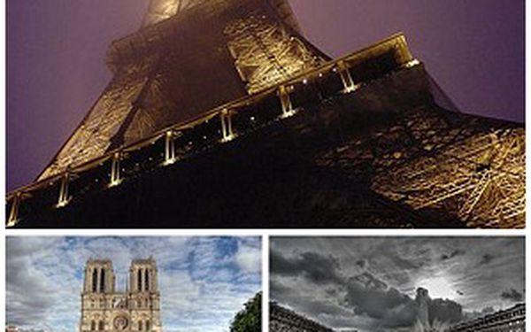 To nejlepší z Paříže za pouhých 2 990 Kč! Splňte si svůj sen na 4 denním poznávacím zájezdu se vším všudy! Navštivte na 2 dny slavnou francouzskou metropoli se slevou 40%!