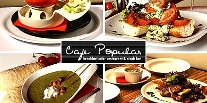 Cafe Popular