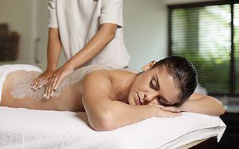 Pouze 348 Kč za 90 minut antistresové kokosové masáže zad, která vám přinese úlevu, zbaví vás napětí a zároveň bolesti.