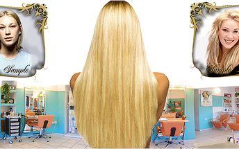 Prodlužování vlasů metodou: keratin za tepla! Metoda patří mezi nejžádanější, nejšetrnější a nejbezpečnější způsob, jak prodloužit vlasy!
