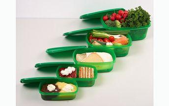 46% sleva na dózy King Fresh 5 ks, které udrží vaše potraviny déle čerstvé za neuvěřitelnu cenu!!