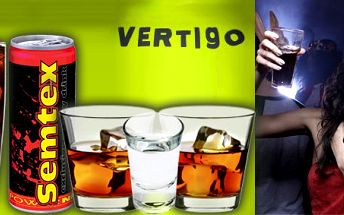 75 Kč za DVA rumy, DVĚ kofoly a ČTYŘI Křídla v baru Vertigo. Parádní rozjezd na každý večírek se slevou 50 %.