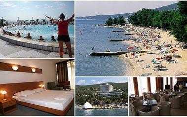 Nejlevnější září v Chorvatsku! Za bezkonkurenční cenu 3445 Kč získejte pobyt na 7 nocí/osobu, uskutečněný od 1.9. do 15.9. 2011. Pobyt ve městě Crikvenice v luxusních hotelech Varaždin a Omorika. Na nic nečekejte a zajistěte si levnou dovolenou!