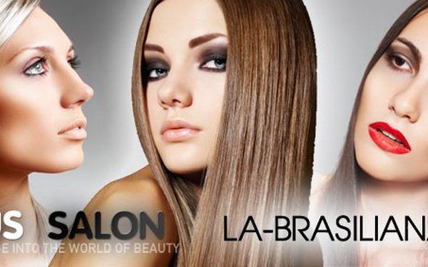 20 eur za kupón na keratínovú kúru s kolagénom La – Brasiliana Zero pre Vaše vlasy v salóne Venus! Urobte z Vašich vlasov naozajstnú korunu krásy so zľavou 60 %!