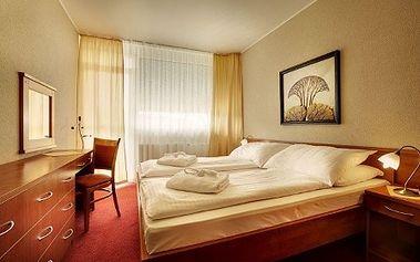 Relaxačný wellness pobyt v hoteli RUBÍN*** v Kúpeľoch Dudince na 3 dni (2 noci) pre 1 osobu len za 88 €! Už aj kratší pobyt v krásnom kúpeľnom prostredí Vám pomôže načerpať nové sily – teraz dokonca so zľavou 45%!