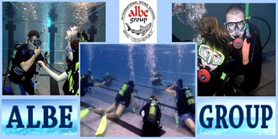 Potápěčské centrum Albe Group