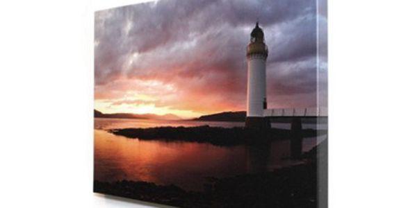 Vytištění fotky na plátno jen za 599 Kč! 90 x 60 cm prostoru pro Váš oblíbený motiv!