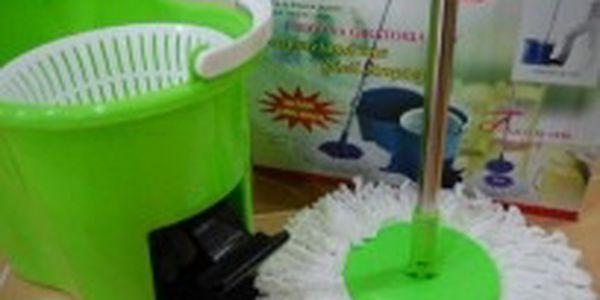 Easy mop!! Je tu revoluční a hlavně nejjednodušší způsob mytí podlah!