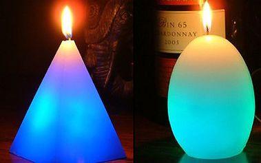 Tři unikátní kouzelné svíčky se slevou 56 %! Hoří a mění barvy. Navodí romantickou atmosféru a hodí se i jako originální dárek. Za 3 ks zaplatíte jen 289 Kč.