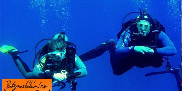 1250 Kč (běžná cena 2000 Kč) za nevšední zážitek - 45min potápění se v lomu včetně instruktora a veškerého vybavení! Objevte kouzlo světa ticha, který nabízí neopakovatelné zážitky, pohodu a relaxaci!